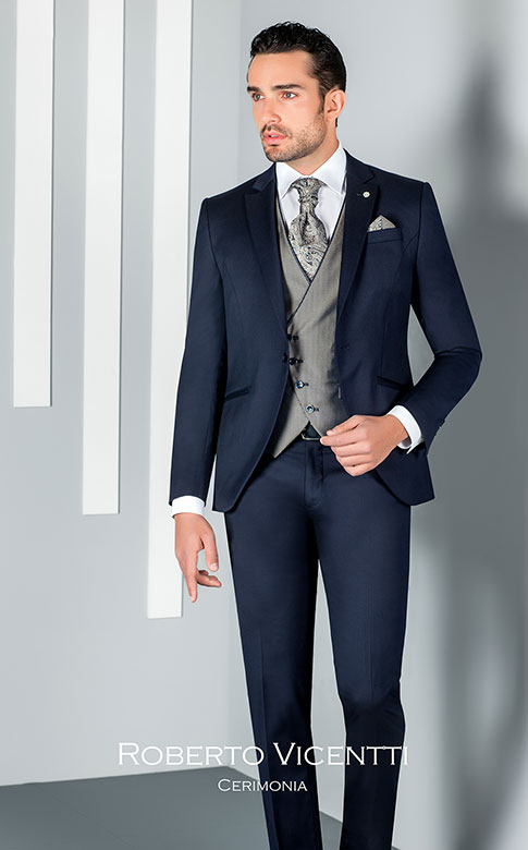 Vestidos de novio 2019 hombre